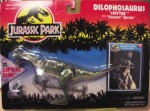 Dilophosaurus with Capture Gear