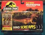 Electronic Velociraptor