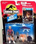 Jurassic Park Ellie Satler Series II