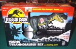 Jurassic Park Mint in Box Young Tyrannosaurus Rex with Capture Gear