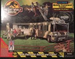 The Lost World Jurassic Park Boxed Mobile Command Center