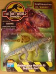 The Lost World Jurassic Park Boxed Ornithosuchus