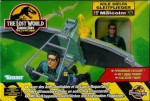 The Lost World Jurassic Park Glider Pack With Ian Malcom Boxed