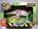 The Lost World Jurassic Park Mint In Box Parasaurolophus
