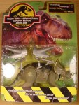 The Lost World Jurassic Park Mint In Package Triceratops