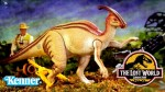 The Lost World Jurassic Park Parasaurolophus