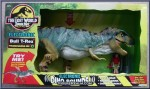 the lost world jurassic park bull t-rex mint in box