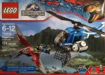 LEGO Jurassic World set #75915 Pteranodon Capture