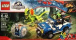 LEGO Jurassic World set #75916 Dilophosaurus Ambush
