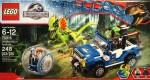 LEGO Jurassic World set #75916 Dilophosaurus Ambush