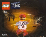 LEGO Studios set #4058 Cameraman