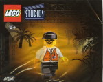 LEGO Studios set #4059 Director minifigure