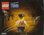 LEGO Studios set #4059 Director minifigure