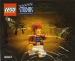 LEGO Studios set #4062 Actress minifigure