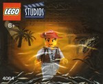 LEGO Studios set #4064 Actor 2 minifigure