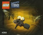 LEGO Studios set #4068 Handy Camera