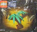 LEGO Studios set #4073 Palm Tree