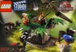 Lego Studios Jurassic Park lll #1370 Raptor Rumble