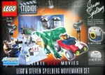 lego #1349 steven spielberg movie maker set